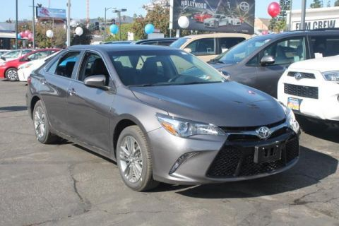 New 2017 Toyota Camry SE Automatic (Natl) FWD 4dr Car