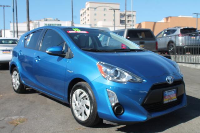 Pre Owned 2015 Toyota Prius C One 4dr Car In Hollywood 23214