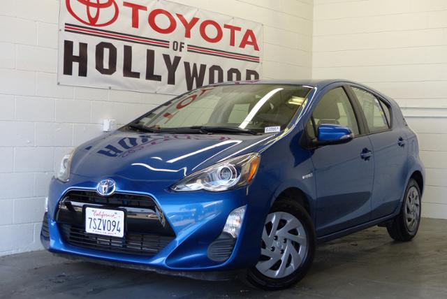 Pre-Owned 2016 Toyota Prius c 5dr HB Two