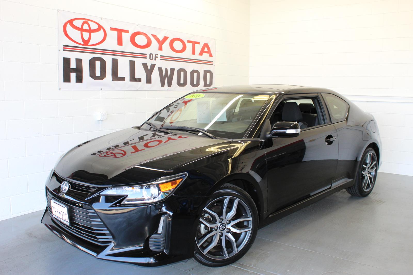 Certified Pre Owned 2016 Scion Tc 2dr Hb Auto