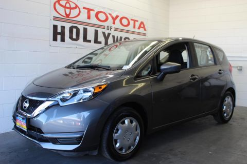 Pre-Owned 2018 Nissan Versa Note SV CVT