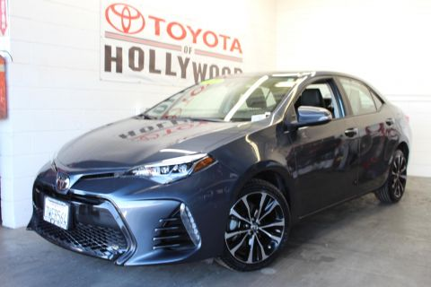 Pre-Owned 2017 Toyota Corolla SE CVT