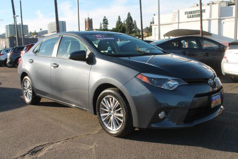 Pre-Owned 2015 Toyota Corolla 4dr Sdn CVT LE Plus