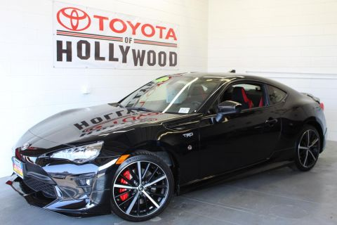 Pre-Owned 2019 Toyota 86 TRD SE Manual